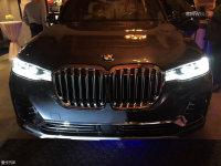 宝马X7实车发布 将洛杉矶车展正式亮相