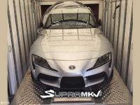 新丰田Supra量产版实车图 北美车展亮相
