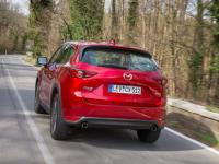 第二代Mazda CX-5的操控感谁开谁知道