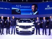 广汽Acura携多款车型惊艳亮相上海车展
