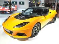 上海车展:路特斯Evora GT410 Sport上市