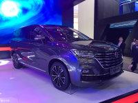上海车展:汉腾首款MPV汉腾V7公布预售