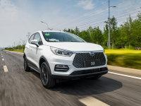 经济适用型纯电动SUV 爱卡试驾比亚迪S2