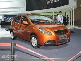 源自奇瑞A3平台! 瑞麒G2北京车展发布