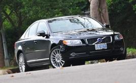 舒适至上的新思维 试驾Volvo S80柴油版