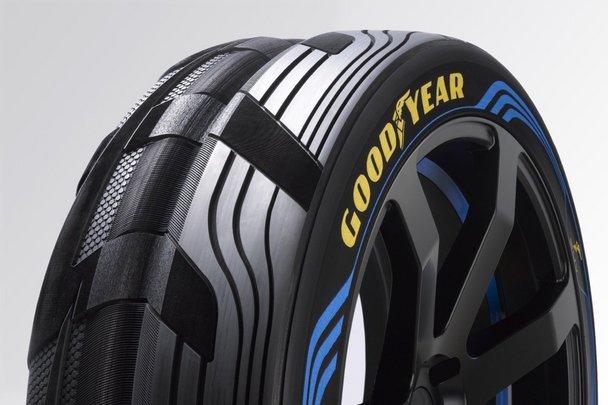 未来轮胎系列之一:固特异SUV概念轮胎
