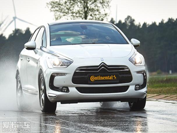 马牌新混动车轮胎获得欧盟标签双A评级