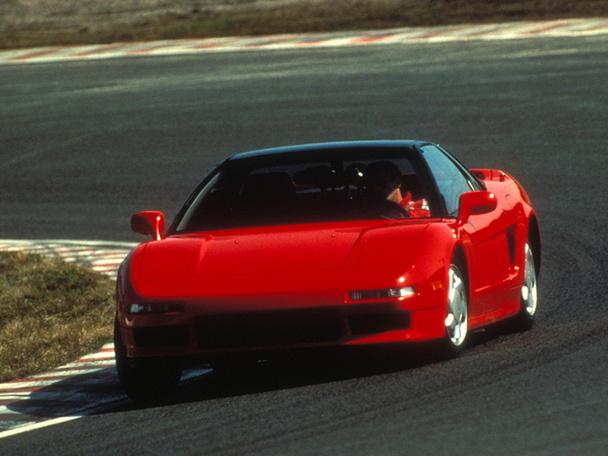 1990年nsx诞生高清图片